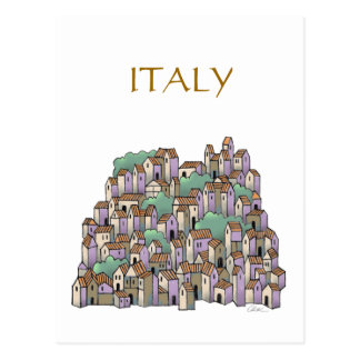 Carte postale de Citta Vecchia