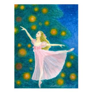 Carte postale de Clara (personnalisable)