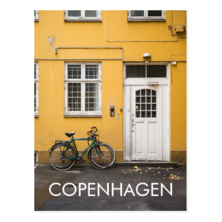 Carte postale de Copenhague