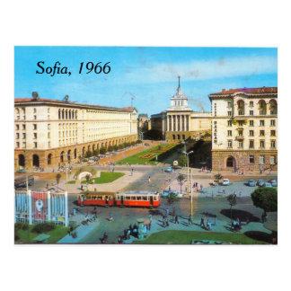 Carte postale de cru de Sofia