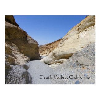 Carte postale de Death Valley !