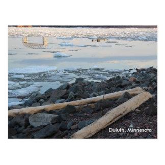 Carte postale de Duluth, Minnesota - customisez