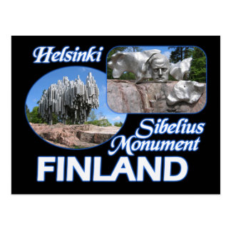 Carte postale de Helsinki