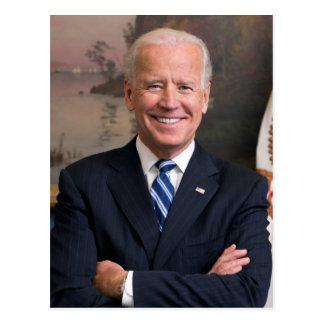 Carte postale de Joe Biden