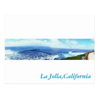 Carte postale de La Jolla la Californie
