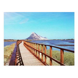 carte postale de la Sardaigne