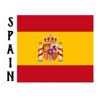 Carte postale de l'Espagne