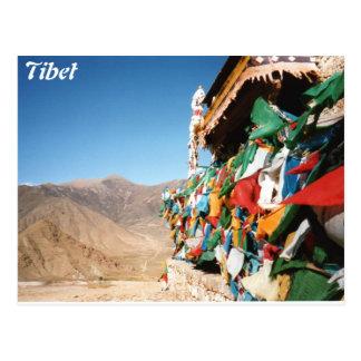 Carte postale de l'Himalaya