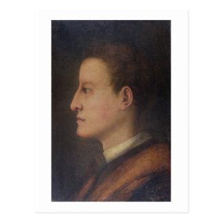 Carte Postale De Medici de Cosimo I (1519-74) en tant que jeune