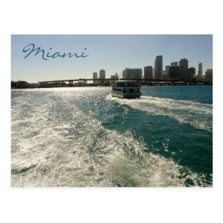 Carte postale de Miami