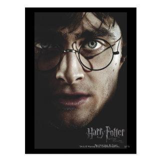 Carte Postale De mort sanctifie - Harry Potter