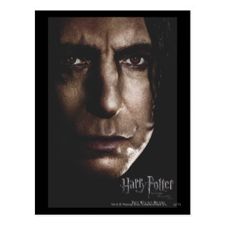 Carte Postale De mort sanctifie - Snape