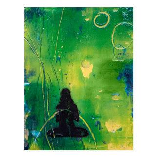 Carte Postale Carte postale de Namaste