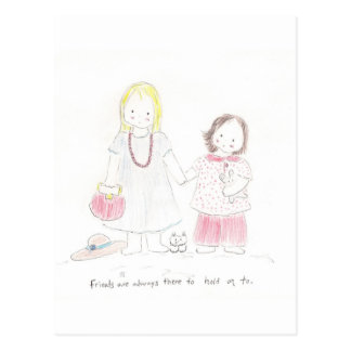 Carte Postale De pair