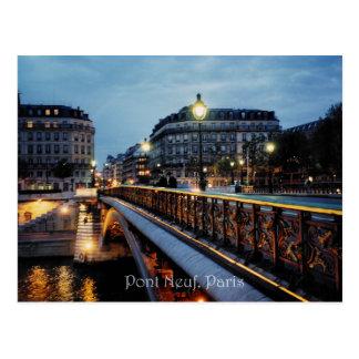 Carte postale de Pont Neuf