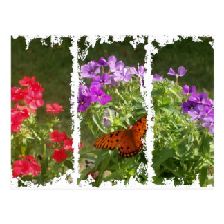 Carte postale de printemps