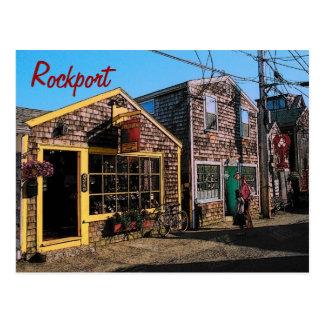 Carte postale de Rockport