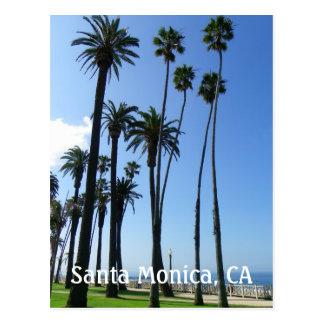 Carte postale de Santa Monica !