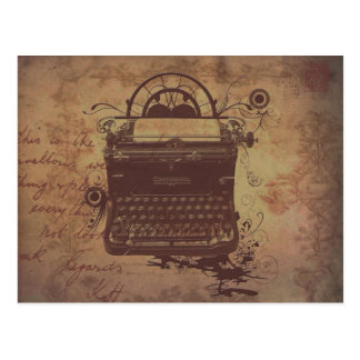 Carte postale de Steampunk