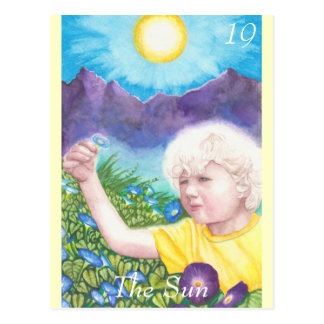 Carte postale de The Sun