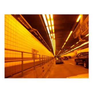 Carte postale de tunnel de TED WILLIAMS