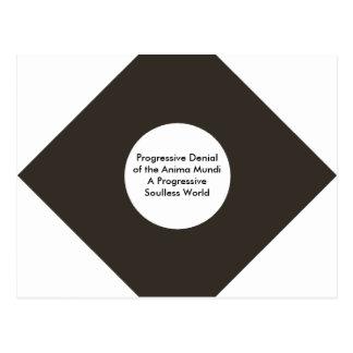 Carte Postale Démenti progressif de l'Anima Mundi Le MUSÉE