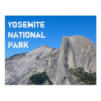 Carte Postale Demi de dôme de Yosemite