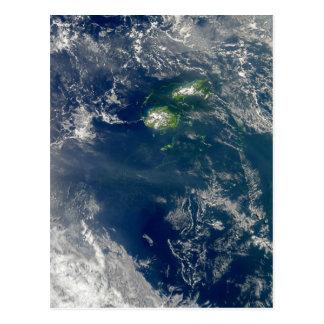 Carte postale des Fidji