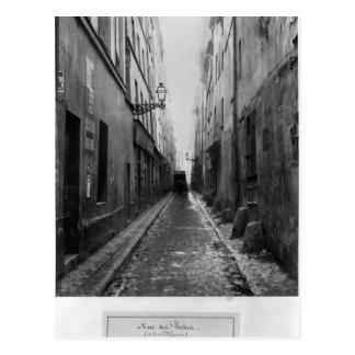 Carte Postale DES Vertus de rue, de rue Phelippeaux, Paris