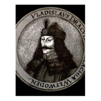 Carte Postale Description Vladislaus Dracula. S ? ddeutscher