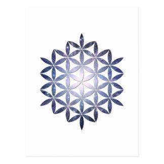 Carte Postale Design fractal
