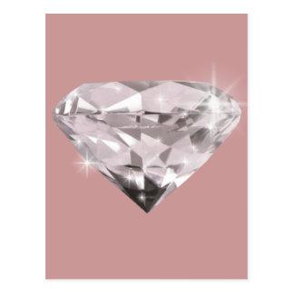 Carte Postale Diamant d'éclat