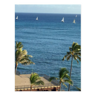 Carte Postale Diamant Hawaï principale