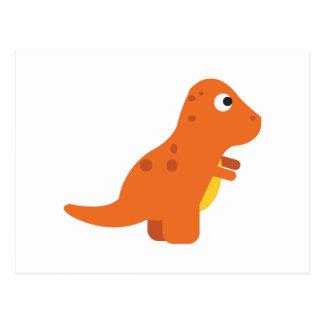 Carte Postale Dinosaure