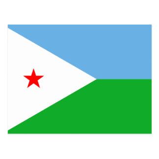 Carte Postale Djibouti