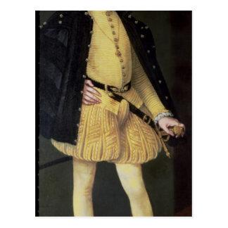 Carte Postale Don Carlos, fils du Roi Philip II de l'Espagne