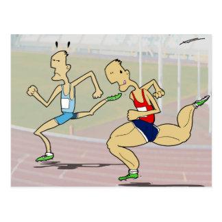 Carte Postale Dopage