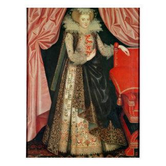 Carte Postale Dorothy St John, Madame Cary, c.1614