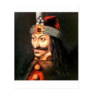 Carte Postale Dracula