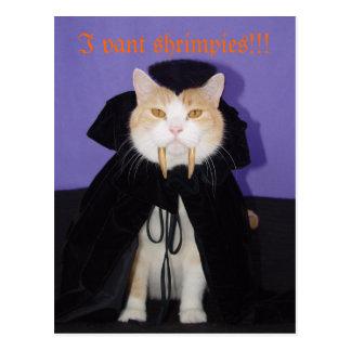 Carte Postale Dracula Bubba
