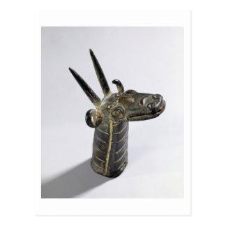 Carte Postale Dragon, symbole du dieu Marduk, défunt pe assyrien