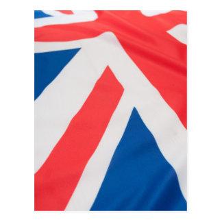 Carte Postale Drapeau de la Grande-Bretagne