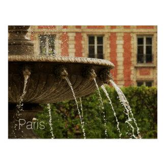 Carte postale du DES VOSGES, Paris, France