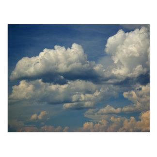 Carte postale du nuage P7148