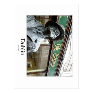 Carte Postale Dublin, l'Irlande, Café Kylemore, James Joyce
