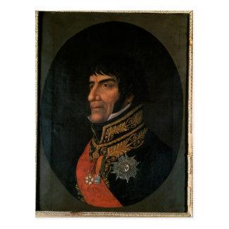 Carte Postale Duc de Francois Lefebvre de Dantzig