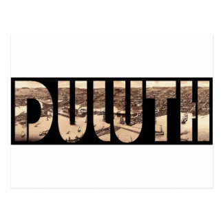 Carte Postale duluth1883