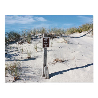 Carte Postale Dune de sable