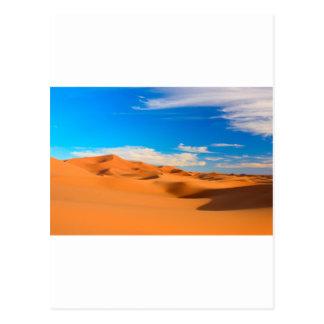 Carte Postale Dunes de sable