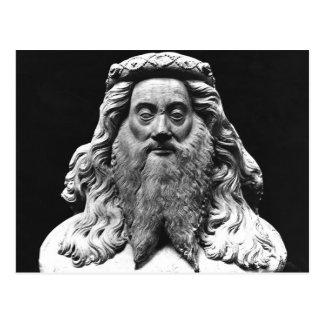 Carte Postale Éclatez de la statue funèbre en Jean II De Vienne